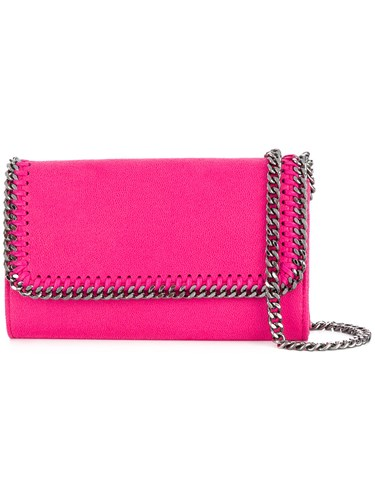 Stella McCartney Falabella Shoulder Bag Pink And Purple tMgXok8ja