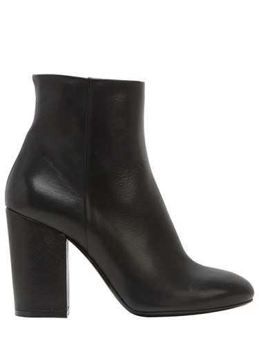 Strategia 90Mm Leather Ankle Boots odxGM8