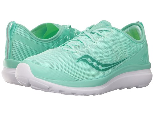 Saucony Swivel Mint Shoes Green Trt2wUTAB