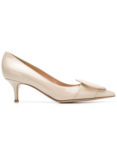 And Nude Pumps Buckle Neutrals Embellished Rossi Gianvito wqIgWZXnx