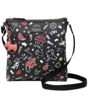 London Crossbody Black Small Spice Sugar And Radley Bag 4Awqa6q