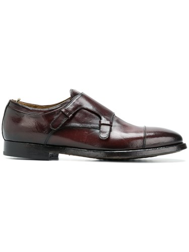 Officine Creative Herve Monk Shoes Brown lpxEMRJrrZ