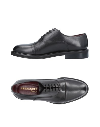 ALEXANDER TREND Lace Up Shoes Black gBGmOpxqm