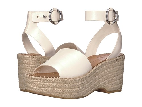 Vita Dolce Beige Shoes White Lesly Leather Off rrqdTFx1