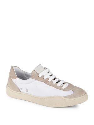 Acne Studios Lhara Low Top Sneakers Off White opuzq4zk9