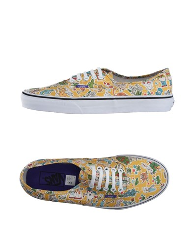 Vans Sneakers Yellow y0GPXiE