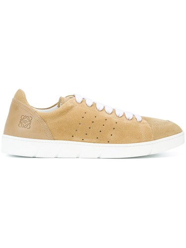 Loewe Lace Up Sneakers Nude And Neutrals EEuPv