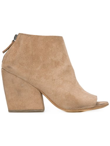 Marsèll Mostro Ankle Boots Nude Neutrals fqrKyA8g