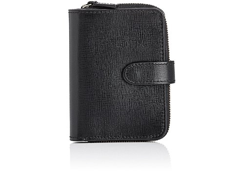 Barneys New York Women's Small Billfold Black 95xMC