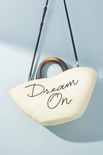 Eugenia Kim Carlotta Dream On Tote Bag Ivory zZgnZ
