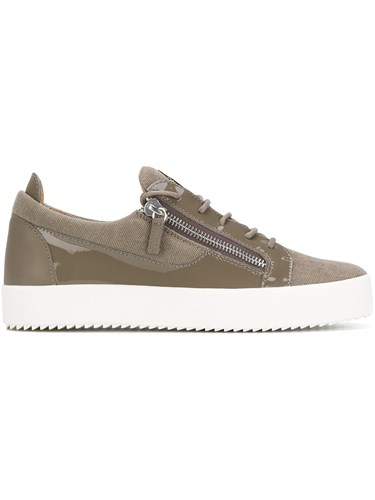 Giuseppe Zanotti Design Frankie Sneakers Nude And Neutrals xAcnh