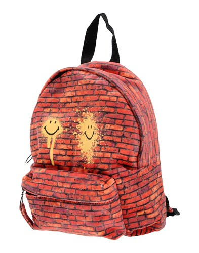 JOSHUAS Joshua S Backpacks And Fanny Packs Brick Red hBTCW0l7