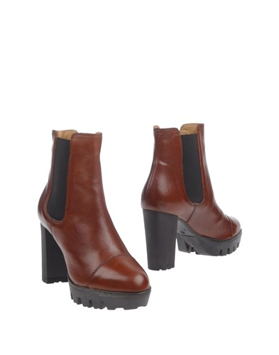 Bagatt Boots Cocoa Bagatt Ankle Ankle 6wq6OHFZx