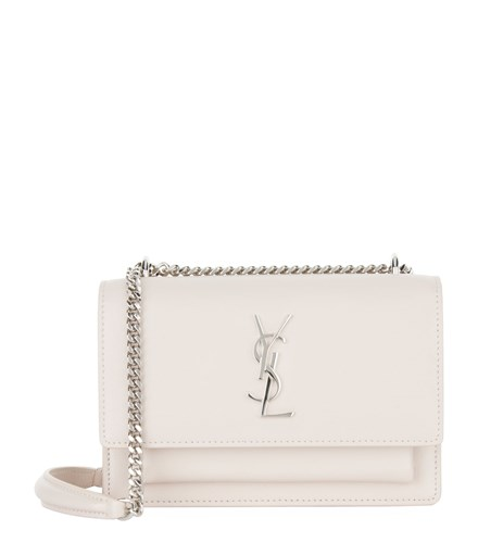 Saint Laurent Mini Sunset Shoulder Bag Pink bT4QUa