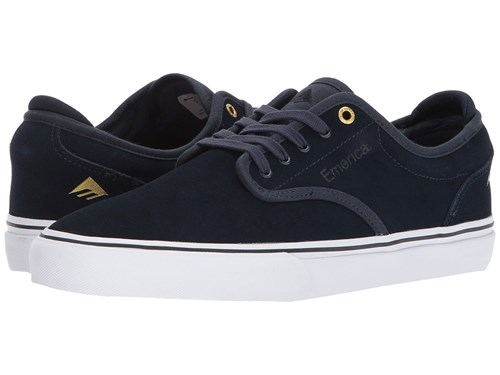 Emerica Wino G6 Navy White Skate Shoes Blue wxwCNgc