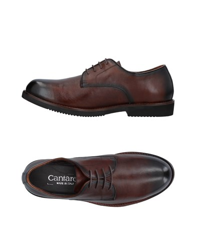 Cantarelli Lace Up Shoes Dark Brown llvwhVE