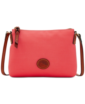 Dooney & Bourke Crossbody Pouchette Watermelon y6e1dDJC