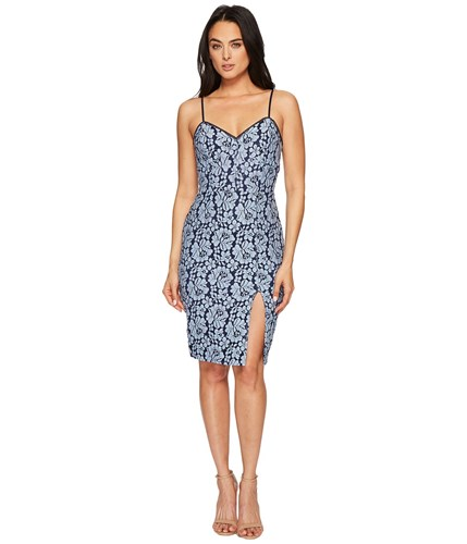 Lace CeCe Bluebird Sleeveless Cleo Dress Dress Women's Floral Slip waatFrq