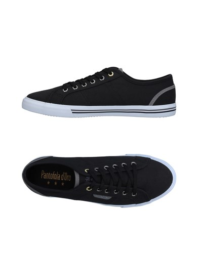Pantofola D'oro Footwear Low Tops And Sneakers Black LkZ0d1bo7