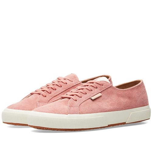 Superga X Highsnobiety 2750 Hairy Suede Pink s9v3AmR2r