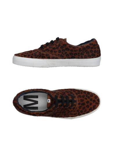 Mauro Grifoni Footwear Low Tops And Sneakers Brown ocmo3cRfd8