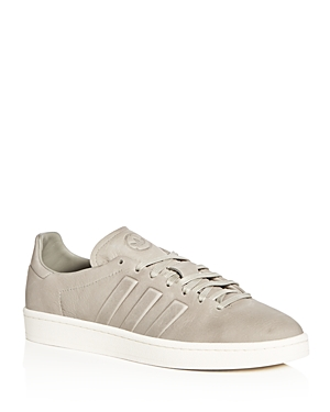 Wings And Horns Adidas Men's Campus Leather Lace Up Sneakers Taupe Guu0LWaU