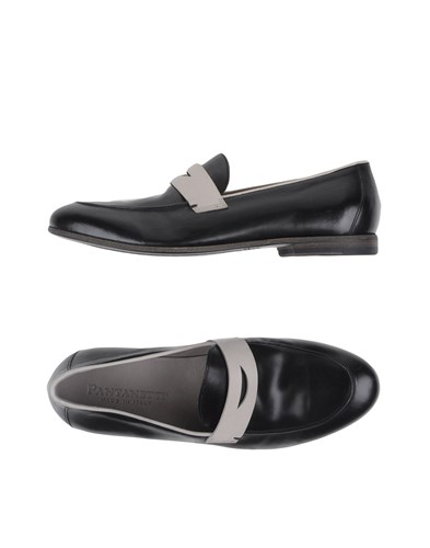 Pantanetti Loafers Black olvEs