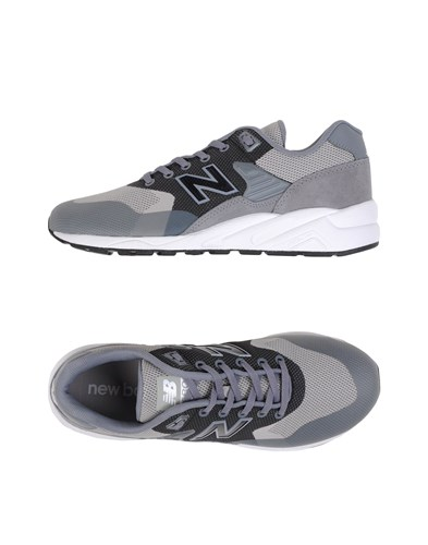 New Balance Footwear Low Tops And Sneakers Grey Dxbzzh