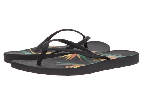 Freewaters Becca Print Bird Of Paradise Shoes Multi G4Jkkv