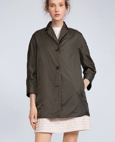 Raincoat Pan Di Spagna Military Green