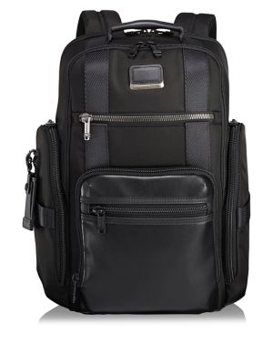 Tumi Sheppard Deluxe Backpack Black NuJj6