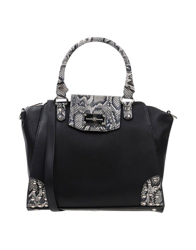 BROCH & BROCH Handbags Black pOQaFD