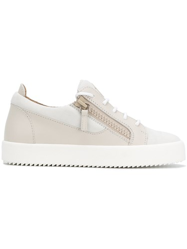 Giuseppe Zanotti Design Kriss Sneakers Nude And Neutrals uaDYCR