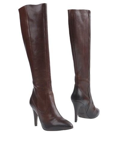 C Dark Boots N Brown D Hand By Made Ux5x8w6q