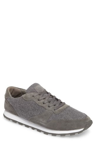 pour hommes Laine anthracite Clae Sneaker qxnB6xF