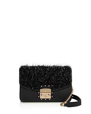 Bag Onyx Furla Gold Shoulder Metropolis Arabesque Small Black gqxAIB7