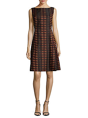 Lafayette 148 New York Nina Dress Carnelian fmLdQhw7i