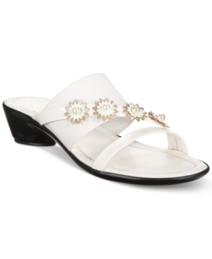 Street Shoes Sandals Easy Women's White Paradiso aHqHn58wd