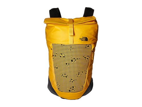 Rovara Face Yellow Black Tnf The North Backpack Bags Tnf xETwqTF4H
