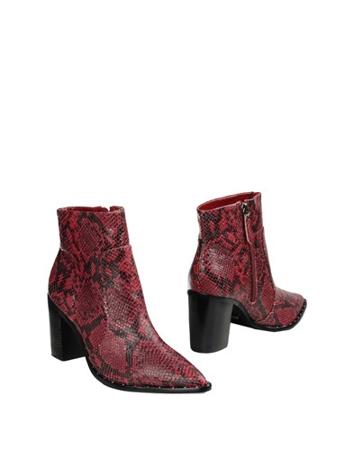 Schutz Ankle Boots Red I7oikuEeZ