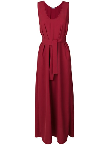 Societe Anonyme Long Tank Dress Red hBeCp8B