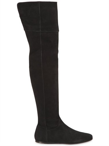 Etro 10Mm Suede Over The Knee Boots y7MxBQy