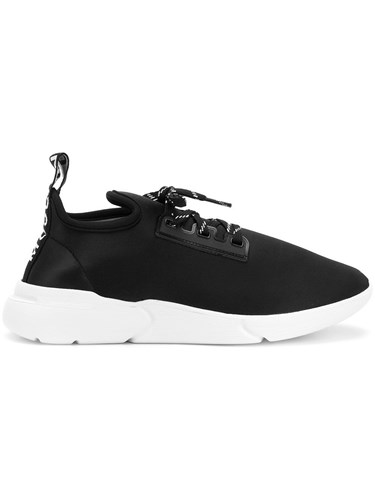 Moschino Black Up Sneakers Moschino Lace Black Sneakers Up Lace 48wRw5Oq