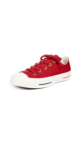 Converse Chuck Taylor All Star 70 Ox Sneakers Gym Red c7mtKnEB