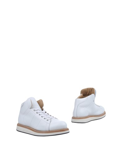 CAPPELLETTI Ankle Boots White paPGm