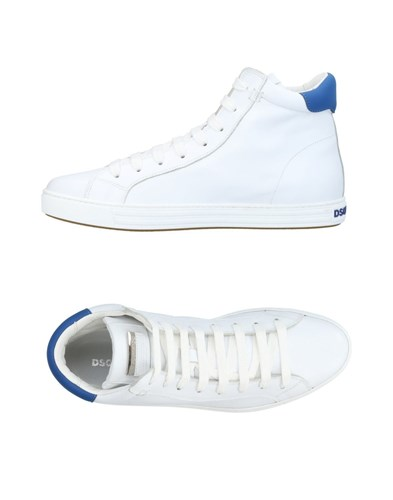 DSquared Dsquared2 Footwear High Tops And Sneakers anTDPfehZ