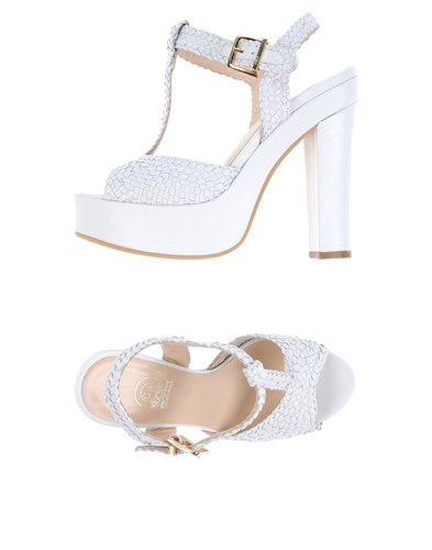 P Sandals BOLOGNA PER White NOY G dga8qxOwd