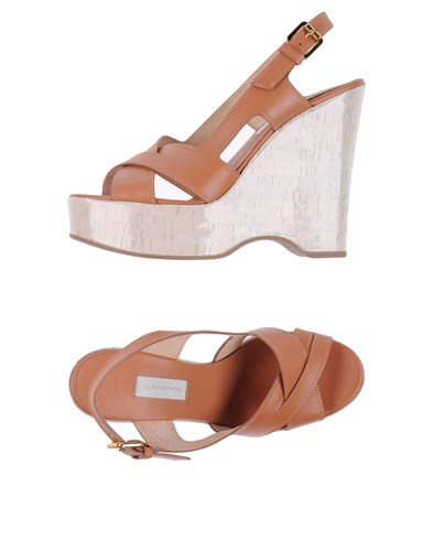 L'Autre Chose L' Autre Sandals Brown QK3Ru2zt