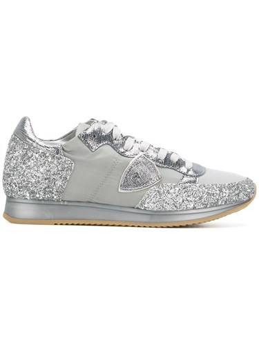 Philippe Model Tropez Sneakers Metallic zYZv8