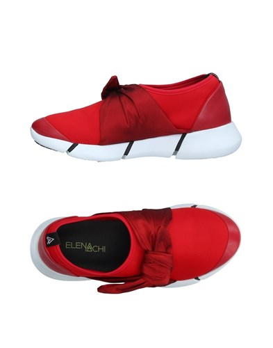 Elena Iachi Sneakers Red Ufb7yrN9